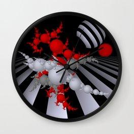 going mandelbrot -2- Wall Clock