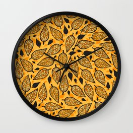 Floating in the Breeze Wall Clock