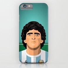 Maradona 1986 Slim Case iPhone 6s