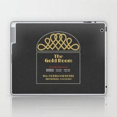 The Gold Room - The Shining - Overlook Hotel Laptop & iPad Skin