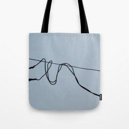 Fios e construção (2) Tote Bag