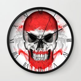 To The Core Collection: Austria Wall Clock