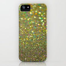 Partytime Gold iPhone (5, 5s) Slim Case