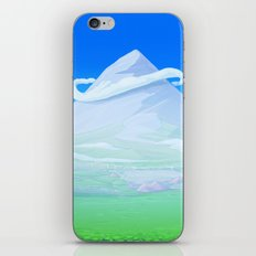 Mountain Landscape iPhone Skin