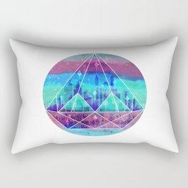 The Lost City Rectangular Pillow