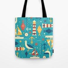 All At Sea Tote Bag