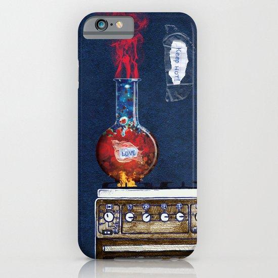 Love keep hot iPhone & iPod Case