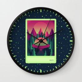 Proof #419 Wall Clock