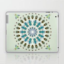 Entomology art Laptop & iPad Skin