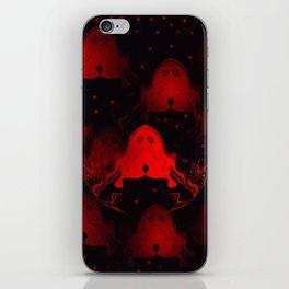 Halloween Parade iPhone Skin