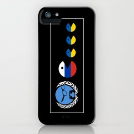 United Nations Russia and Ukraine iPhone Case