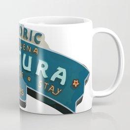 Ventura, California Main Street Sign Coffee Mug