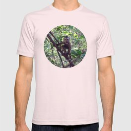 Monkey Sanctuary – Monkey with attitude T-shirt