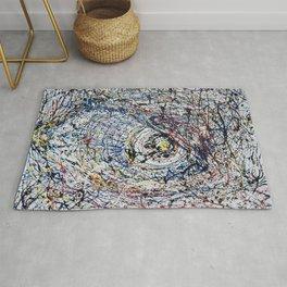 One of Pollock's eye Rug