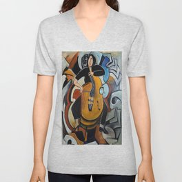 Virtuoso Unisex V-Neck