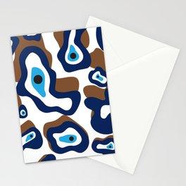 ojos locos 001 Stationery Cards