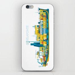 BELAFONTE - The Life Aquatic with Steve Zissou iPhone Skin