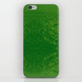 Bright Sea Foam Water iPhone Skin