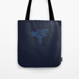 Production Value! -Super 8 Tote Bag