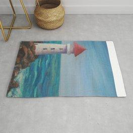 The Lighthouse Rocks AC151208c-12 Rug