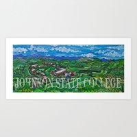 JSC Art Print