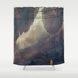 Good Morning Vietnam Shower Curtain