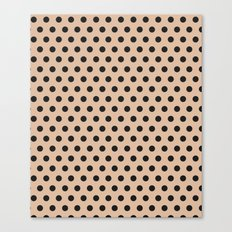 Dots collection II Canvas Print