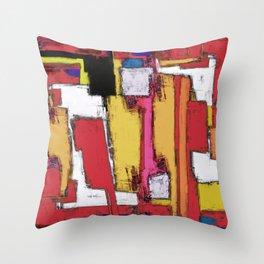 Anvil Throw Pillow