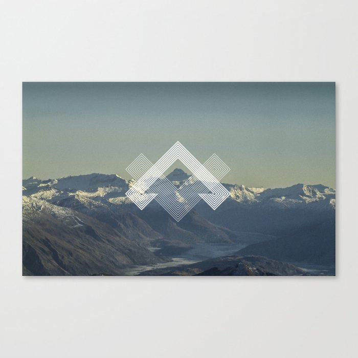 Advantageous Vantagepoint Canvas Print