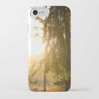 forrest iPhone & iPod Cases featuring Forrest by Mariana Biller