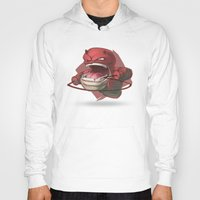 daredevil Hoodies featuring Daredevil by Knighted
