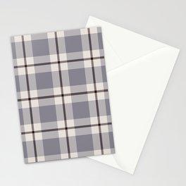 big light weave monochrome Stationery Cards