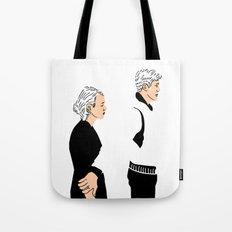 Strange Love: Lost in Translation Tote Bag