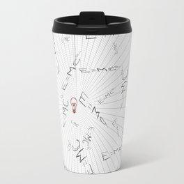 E = mc2 Travel Mug