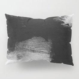 Black and White Minimalist Landscape 2 Pillow Sham