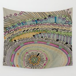 Eye See You Wall Tapestry