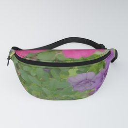 Looking Down Fanny Pack