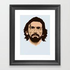 Pirlo Framed Art Print