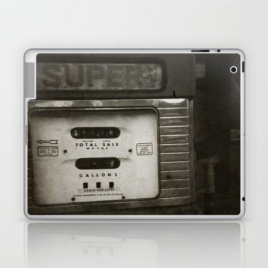 { super } Laptop & iPad Skin