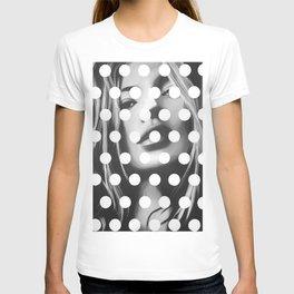 Kate Moss x Dots by Moe Notsu T-shirt