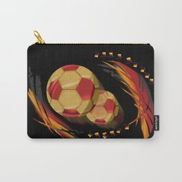 playing german football Carry-All Pouch