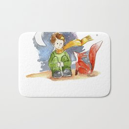 My Little Prince Bath Mat