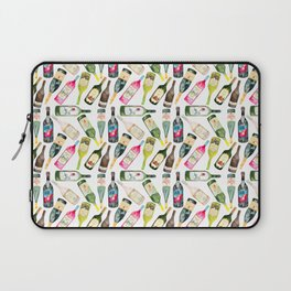 Cheers! Wine Bottles Laptop Sleeve