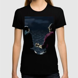John and Rodney on the Pier T-shirt