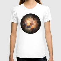 diamonds T-shirts featuring Diamonds by Tony Vazquez