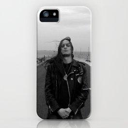 Fenriz Holy Island 2 iPhone Case