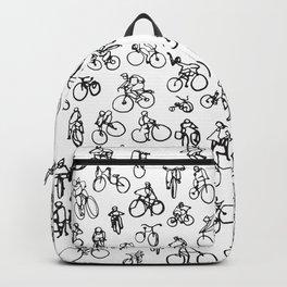Bicycle Diaries :: Single Line Backpack