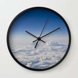 Head Clouds II Wall Clock