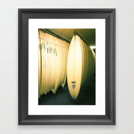 Surf Co Framed Art Print
