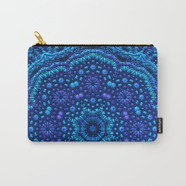 Mandala by Moonlight Carry-All Pouch